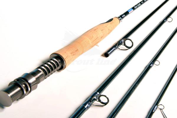 چوب ماهیگیری به سبک پشه (FLY)